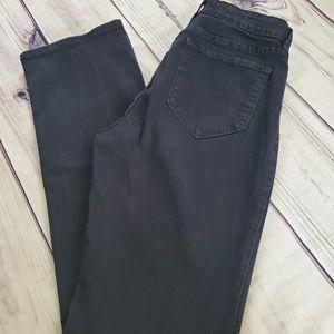 Women's NYDJ Black Bootcut Size 12 Jeans/307